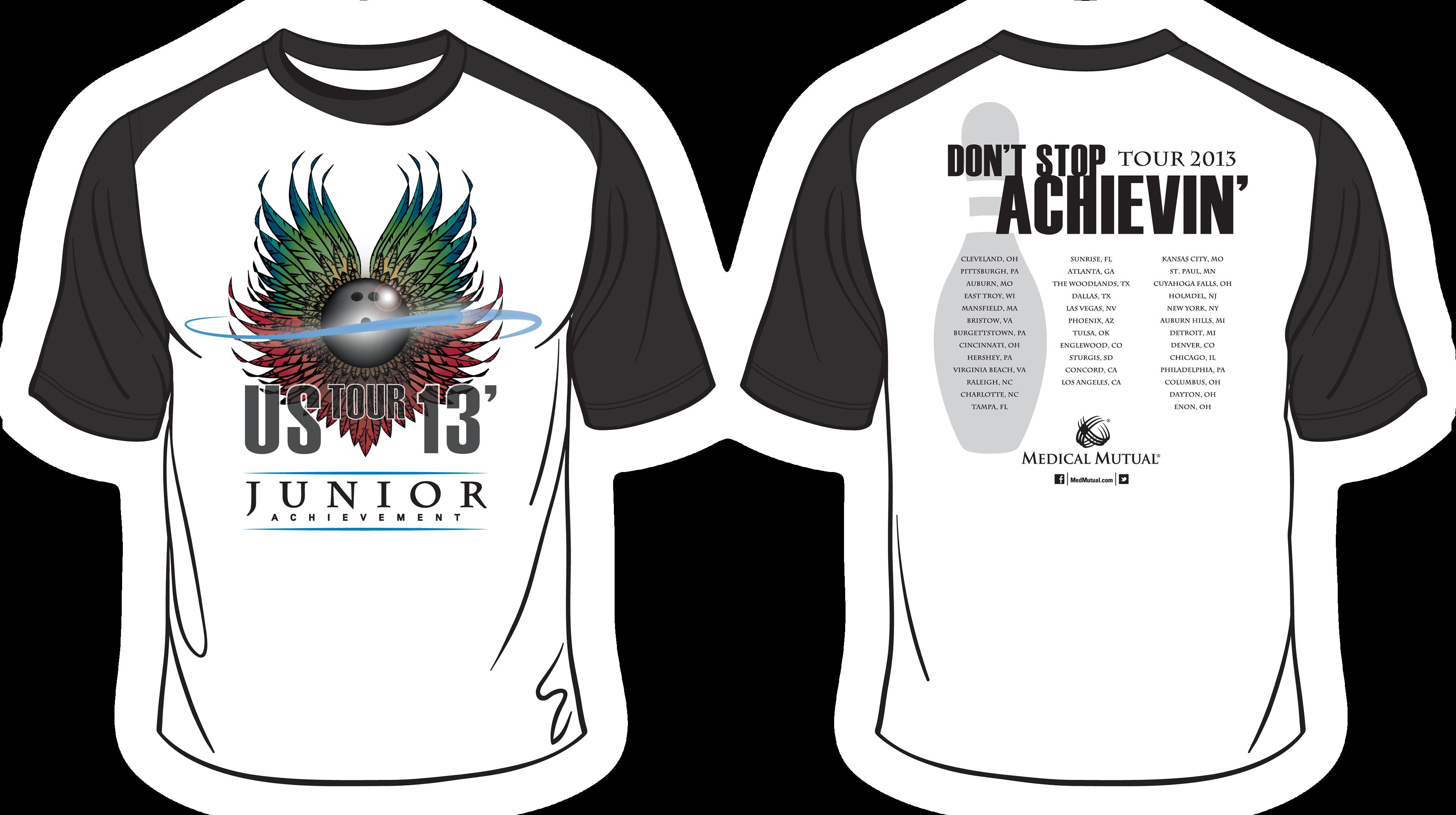 Michael Johnson T Shirt Designs