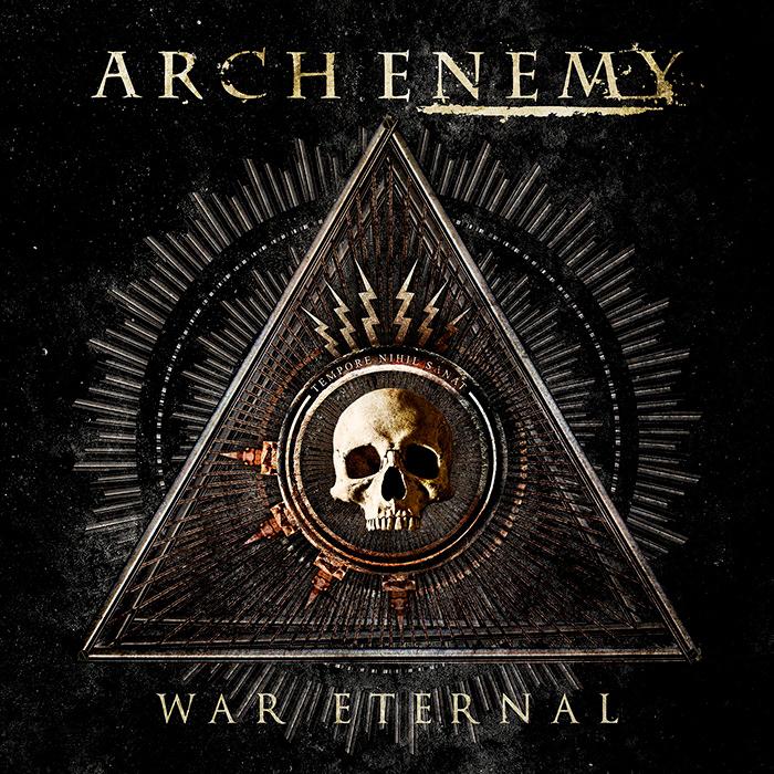 The Art Of Gustavo Sazes Arch Enemy War Eternal Artwork