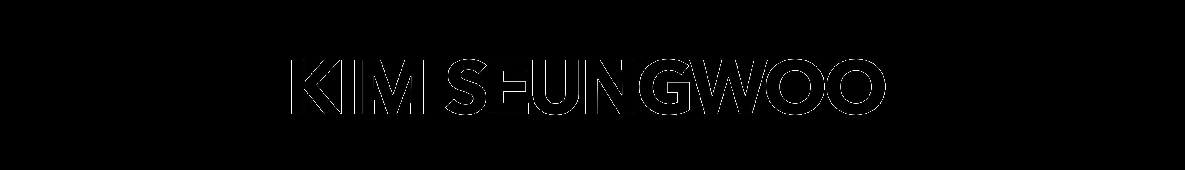 KIM SEUNGWOO
