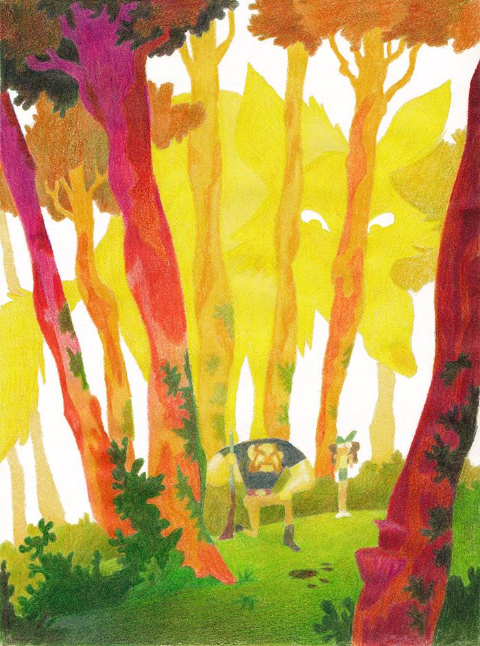 Alfonso Salazar Concept Artist Art Director
