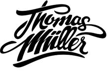 Thomas Müller | Konzeption und Gestaltung - München - Freelancer