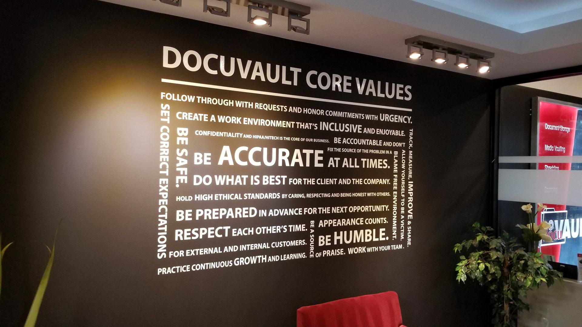 Jaclyn Scafidi - Docuvault Brand Expansion