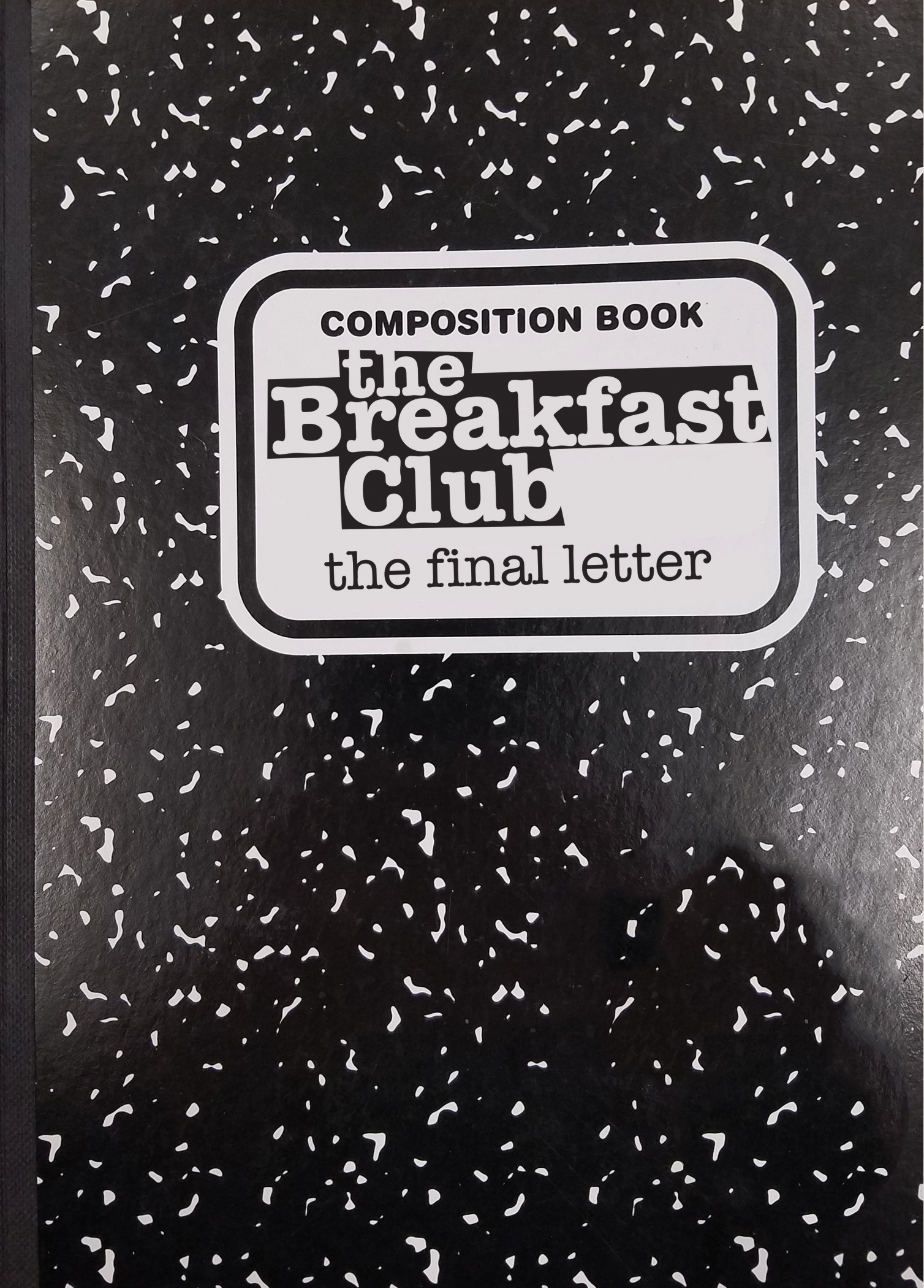 Caleb Finn The Breakfast Club DVD Insert