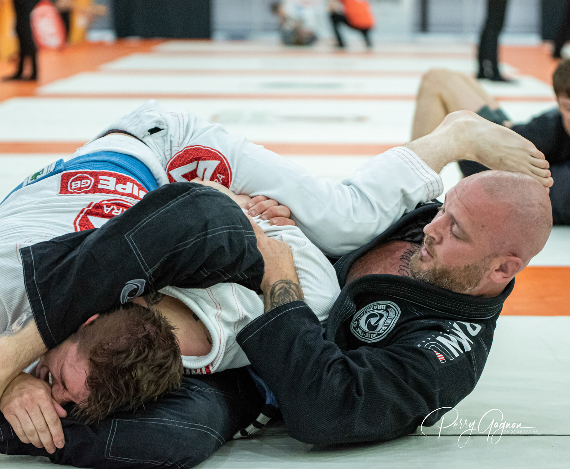 Perry Gagnon - Grappling Industries 2 29 19
