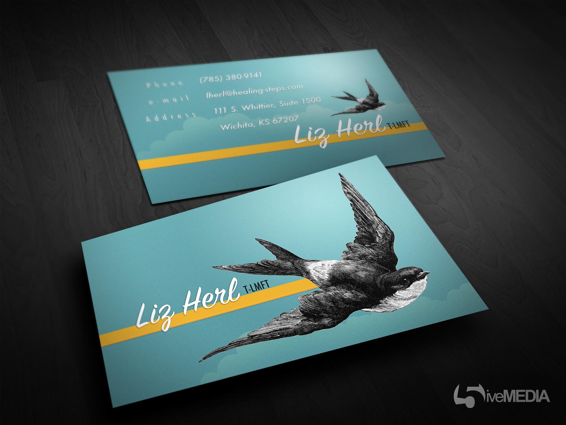 Welcome to Tyson Kreger\'s Online Portfolio - BUSINESS CARDS