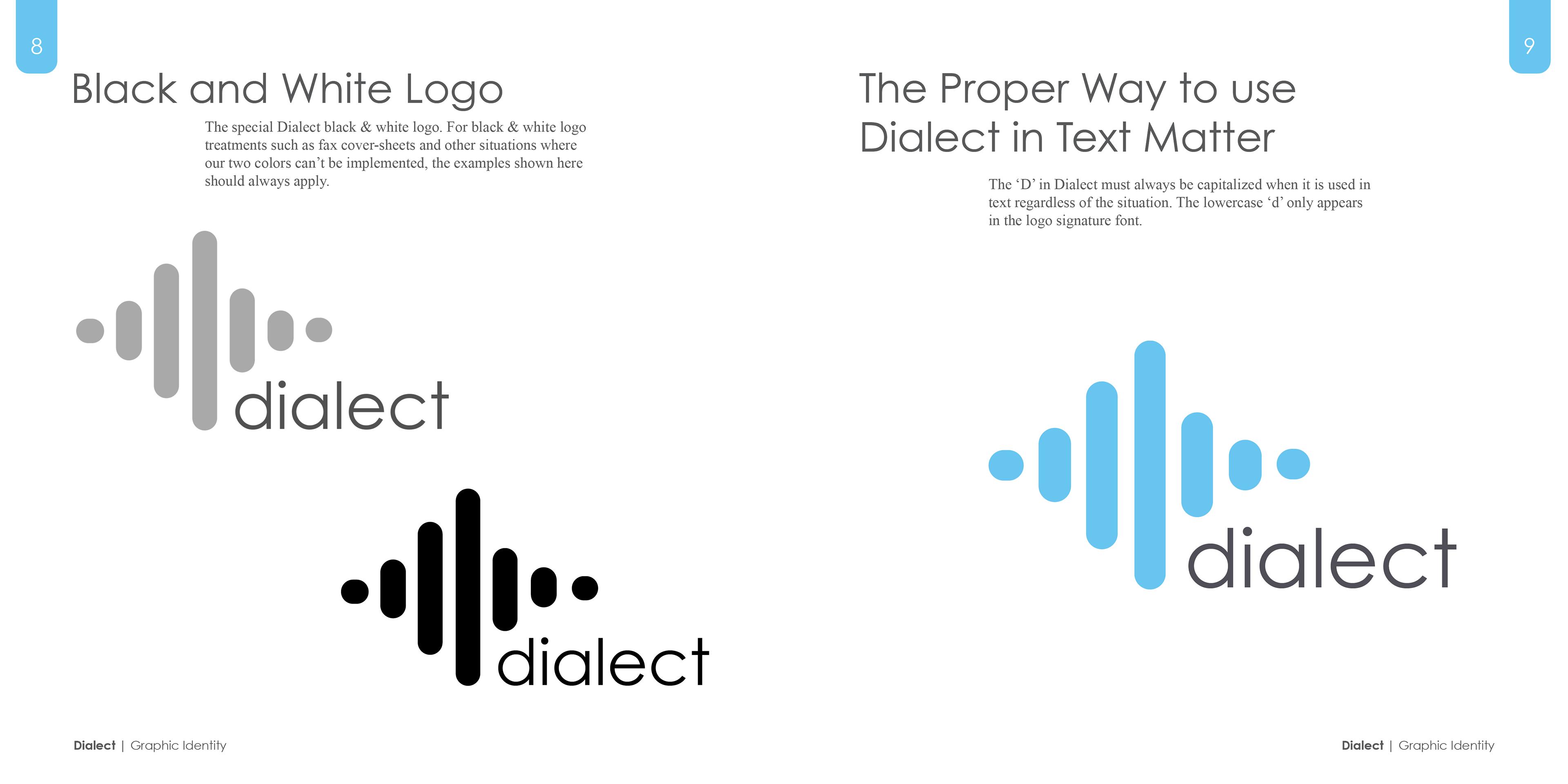 Melanie Patriquin Copy Of Dialect Graphic Standards Logo