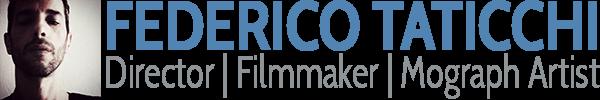 Federico Taticchi: Director   Filmmaker