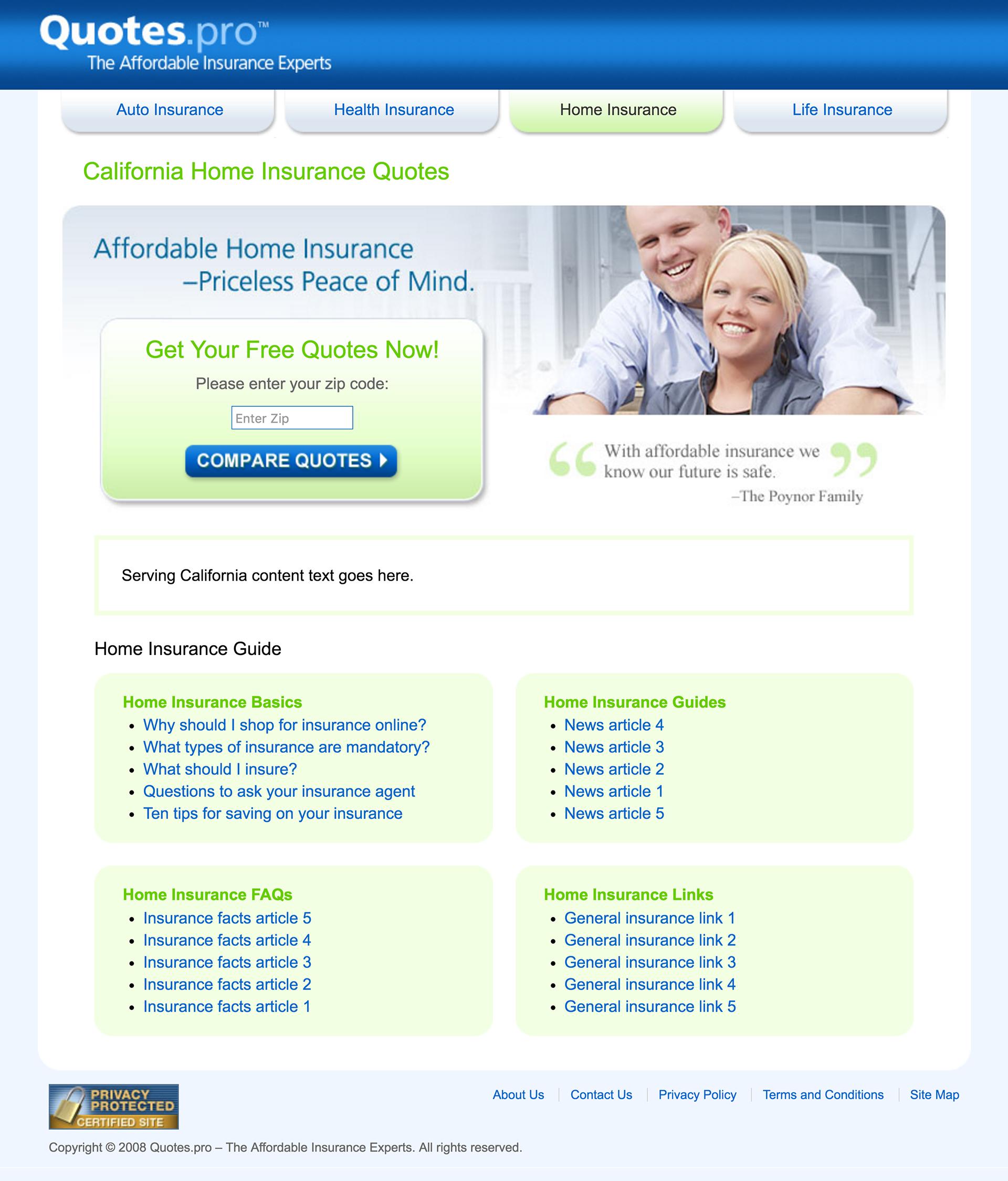 Life Insurance Quotes California Dan Poynor