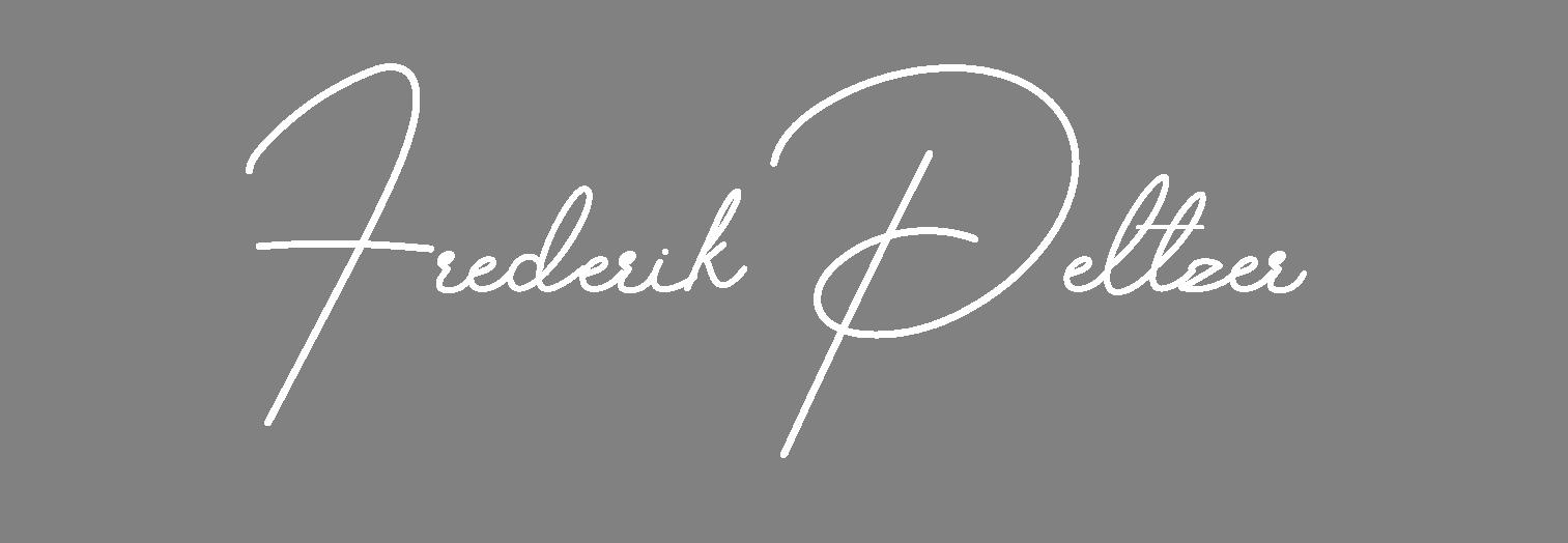 Frederik Peltzer