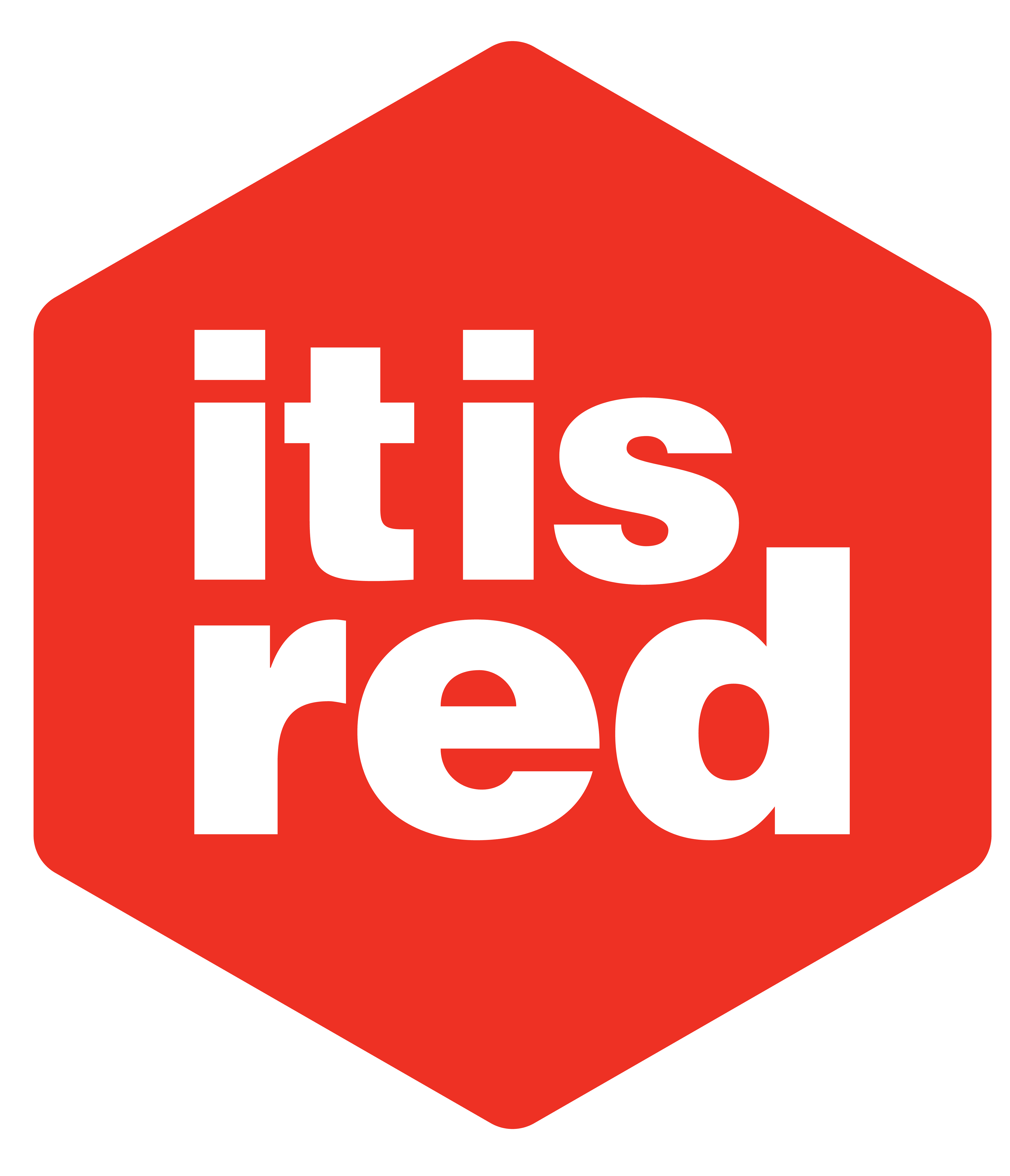 it is red ltd
