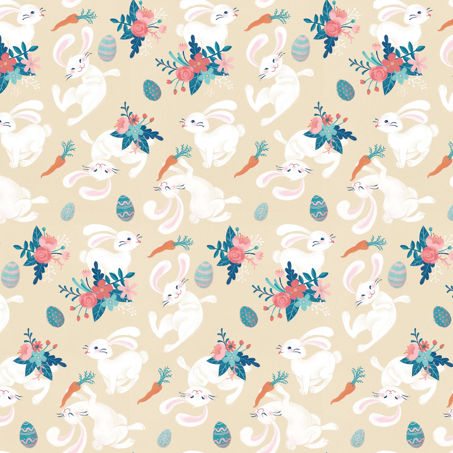 flávia fernandes easter pattern