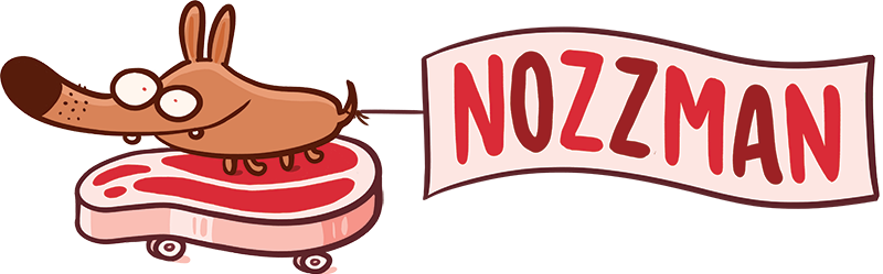Nozzman - illustratie