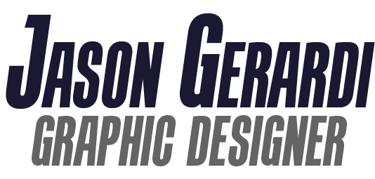 Jason Gerardi Graphic Designer