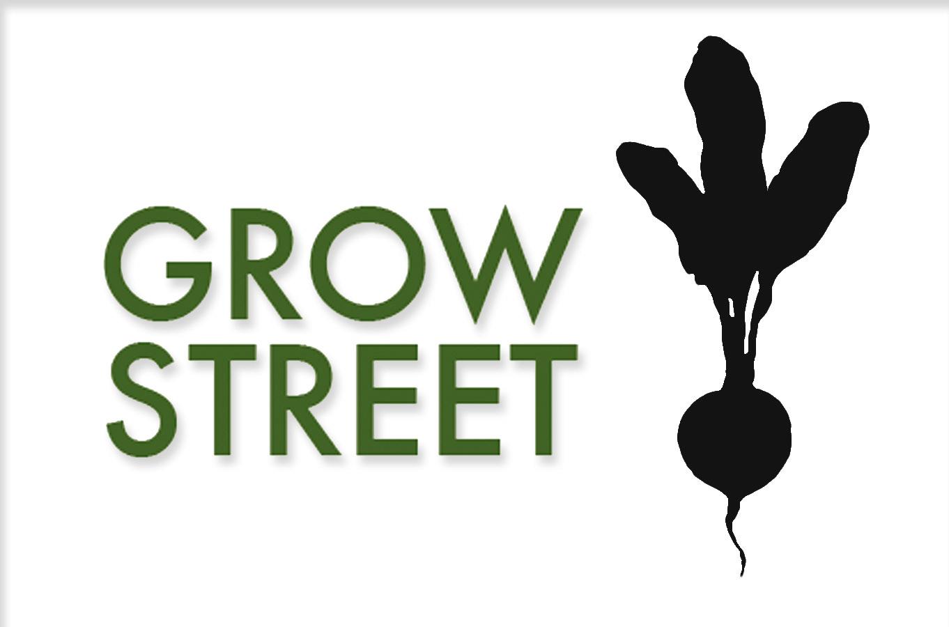 Julia joseph designs grow street idenitity grow street identity and business cards urban organic farming in chicago colourmoves Choice Image
