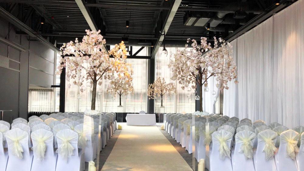 Wedding Aisle Decor.Tamzyn Angela Events Wedding Aisle Decor