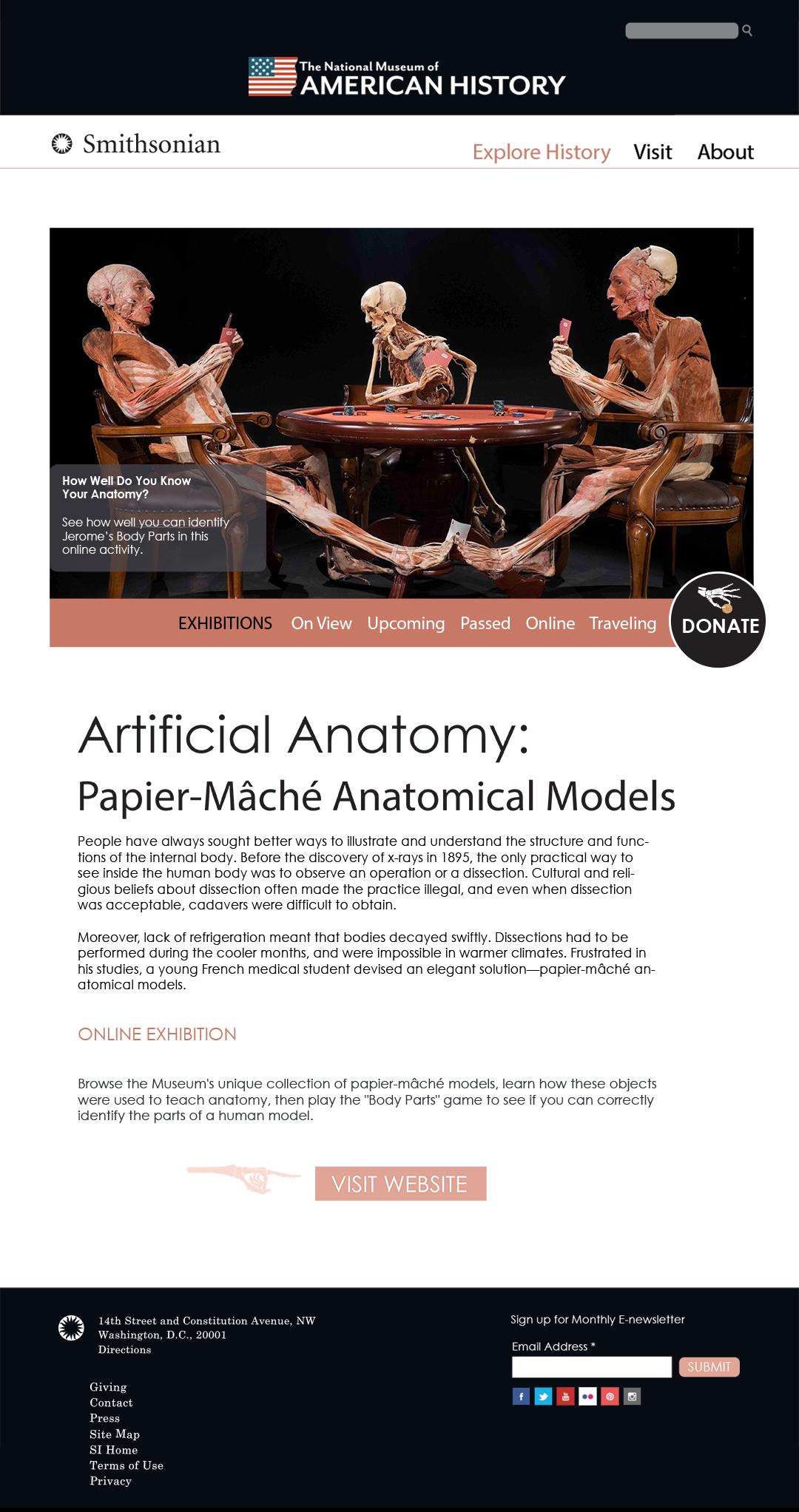 abby huss - Artificial Anatomy