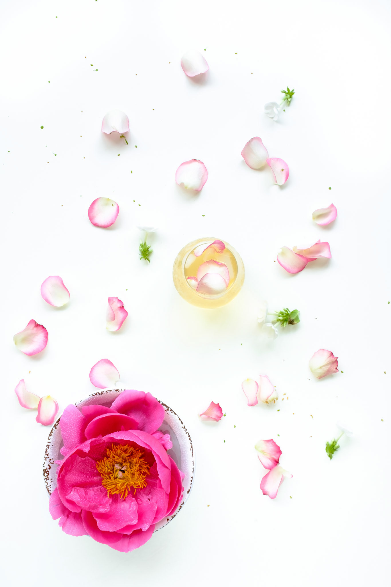 Rosewater Kombucha