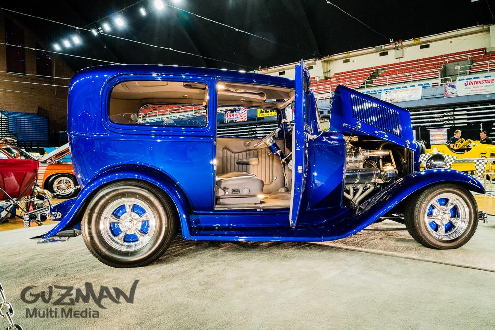 Guzman Multimedia DC Custom Car Show - Custom car show