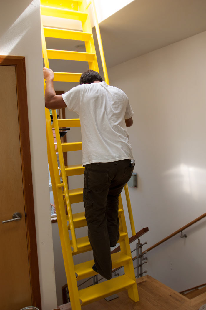 Pierce Design - 13-step program (aka Ship's Ladder)