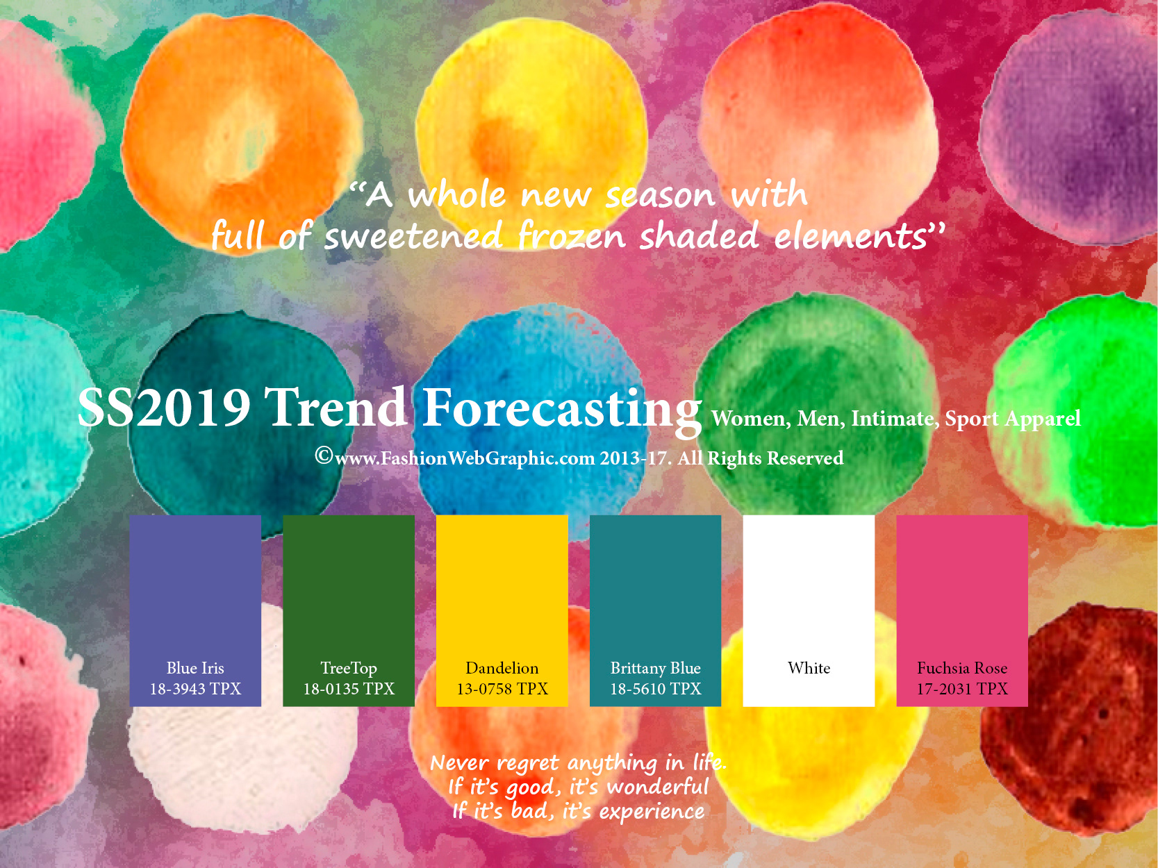 Judith Ng Ss2019 Trend Forecasting