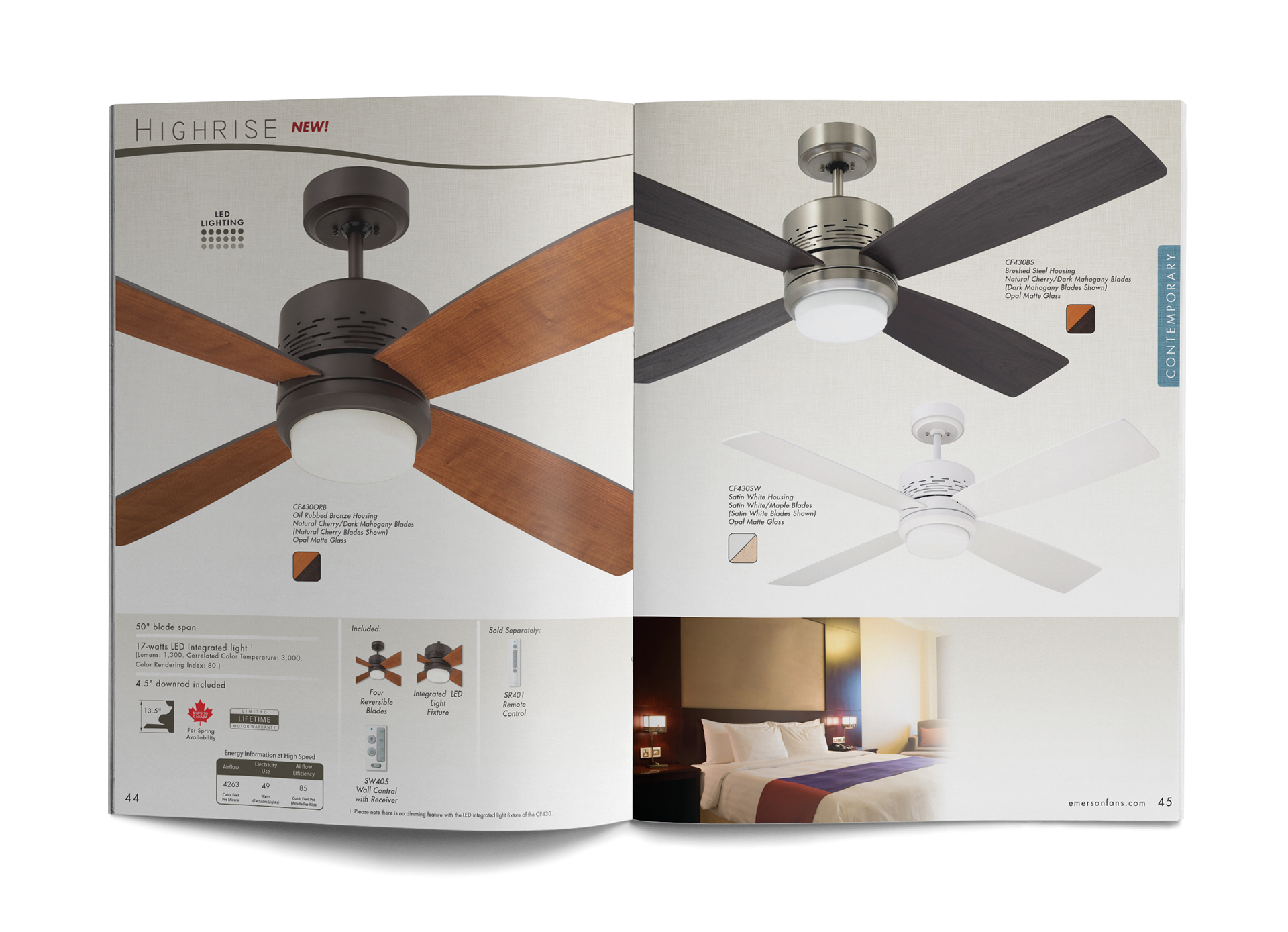 Mitch linhardt emerson electric i also worked on various other marketing pieces from stand alone advertisements and promotional pieces to updated packaging ceiling fans were the main mozeypictures Choice Image