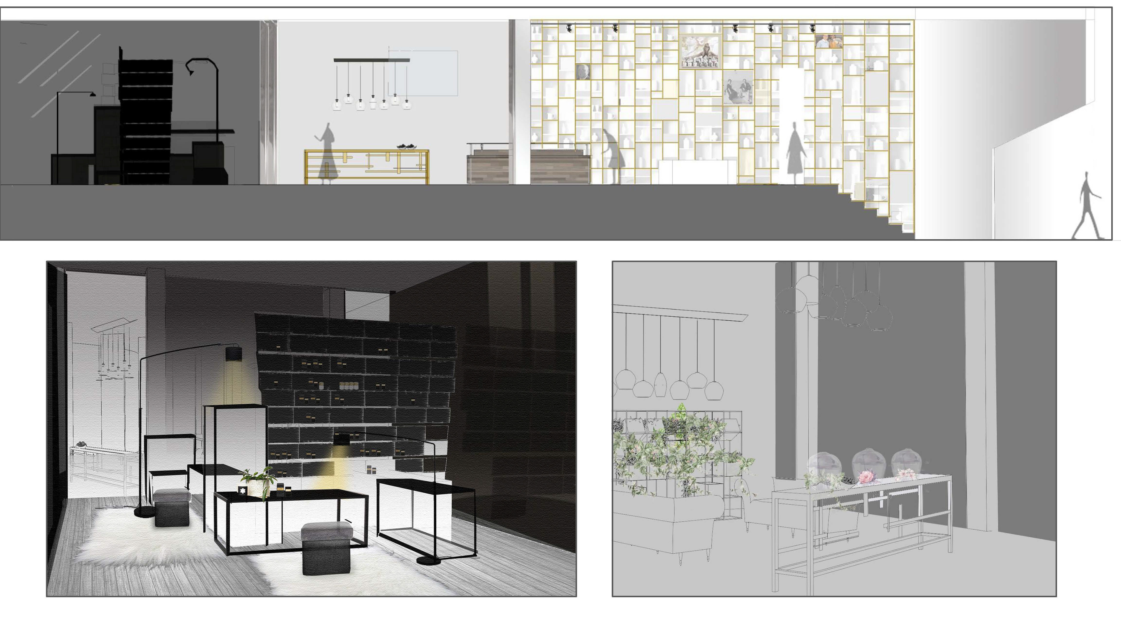 Lucy Wang Retail Design