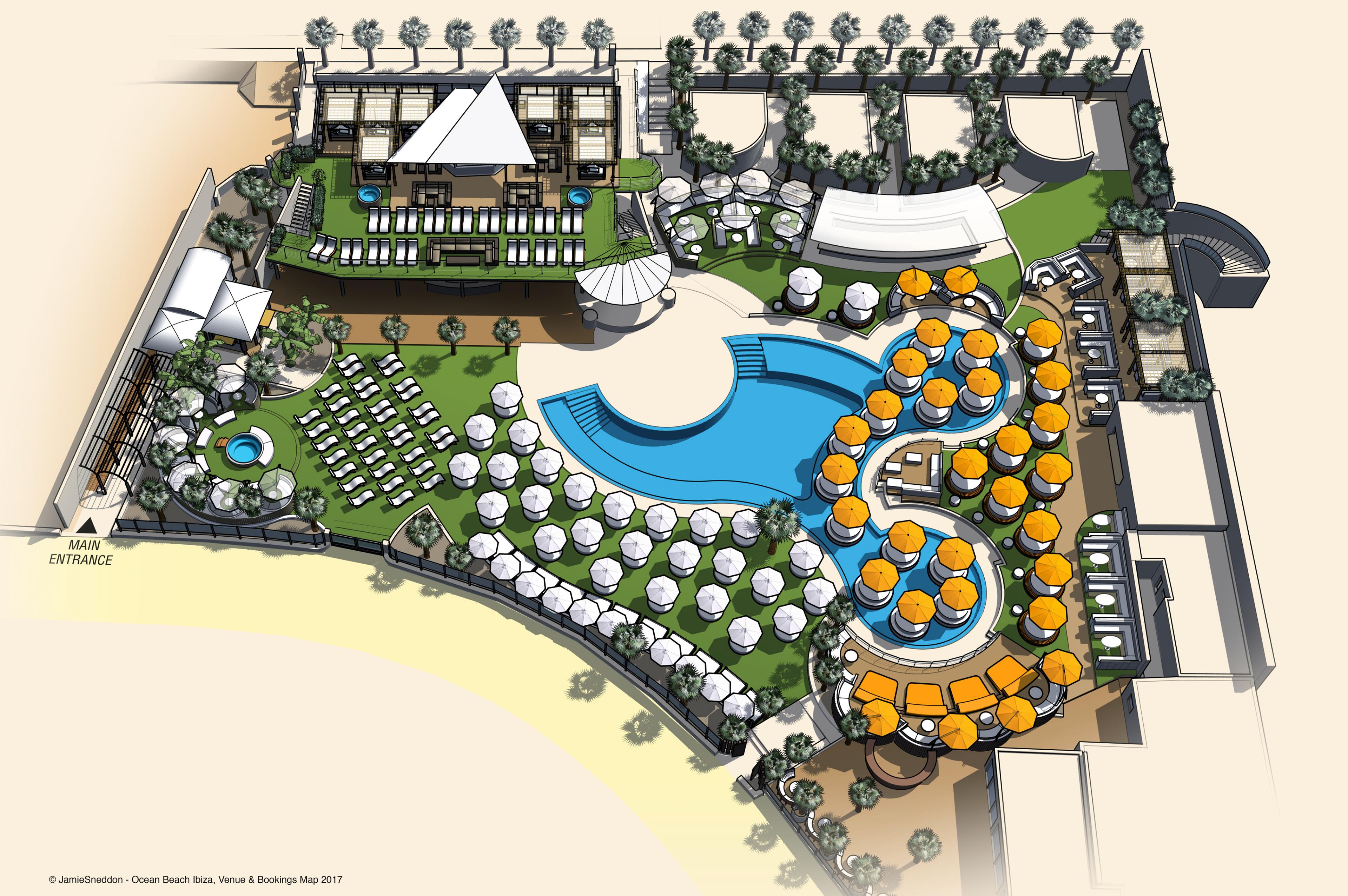jamie sneddon - creative consultancy - Ocean Beach Ibiza ...