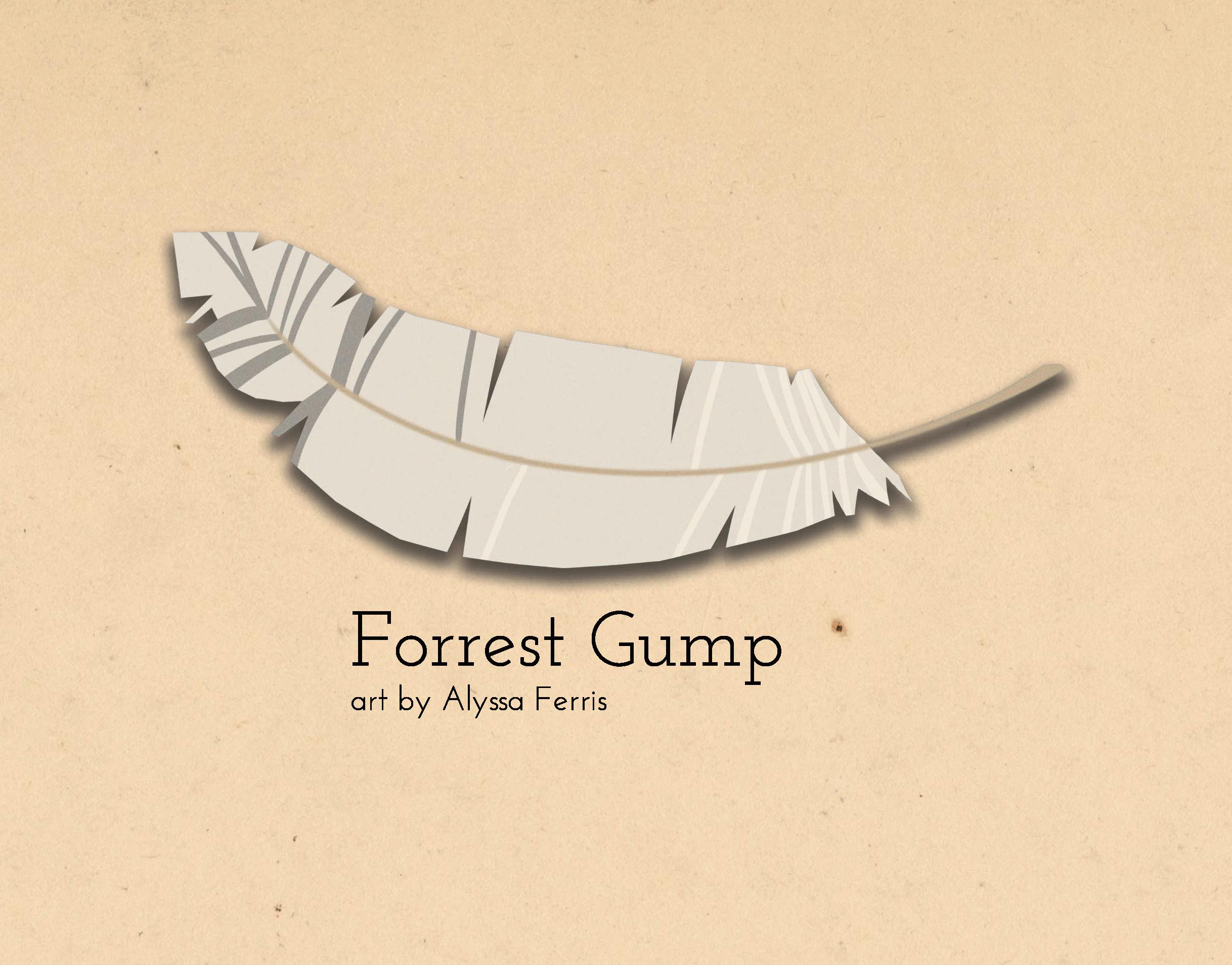 forrest gump plot summary