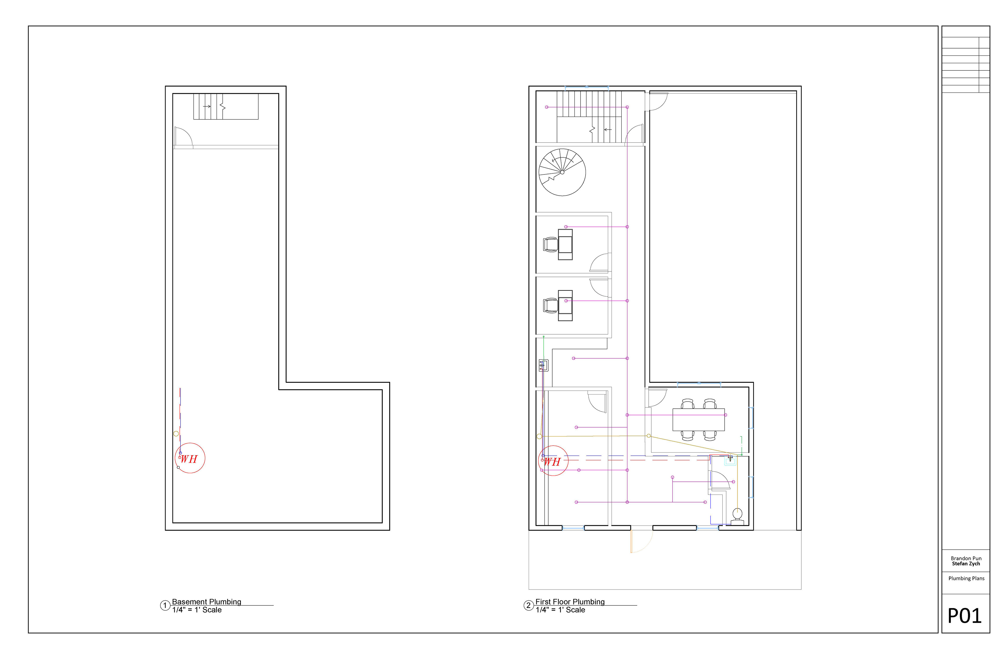 Brandon Pun Mechanical Systems Case Study Hvac Plumbing Drawing Lighting And Ventilation Attached Is A Series Of Drawings Illustrating Our Knowledge Practice In These Internal