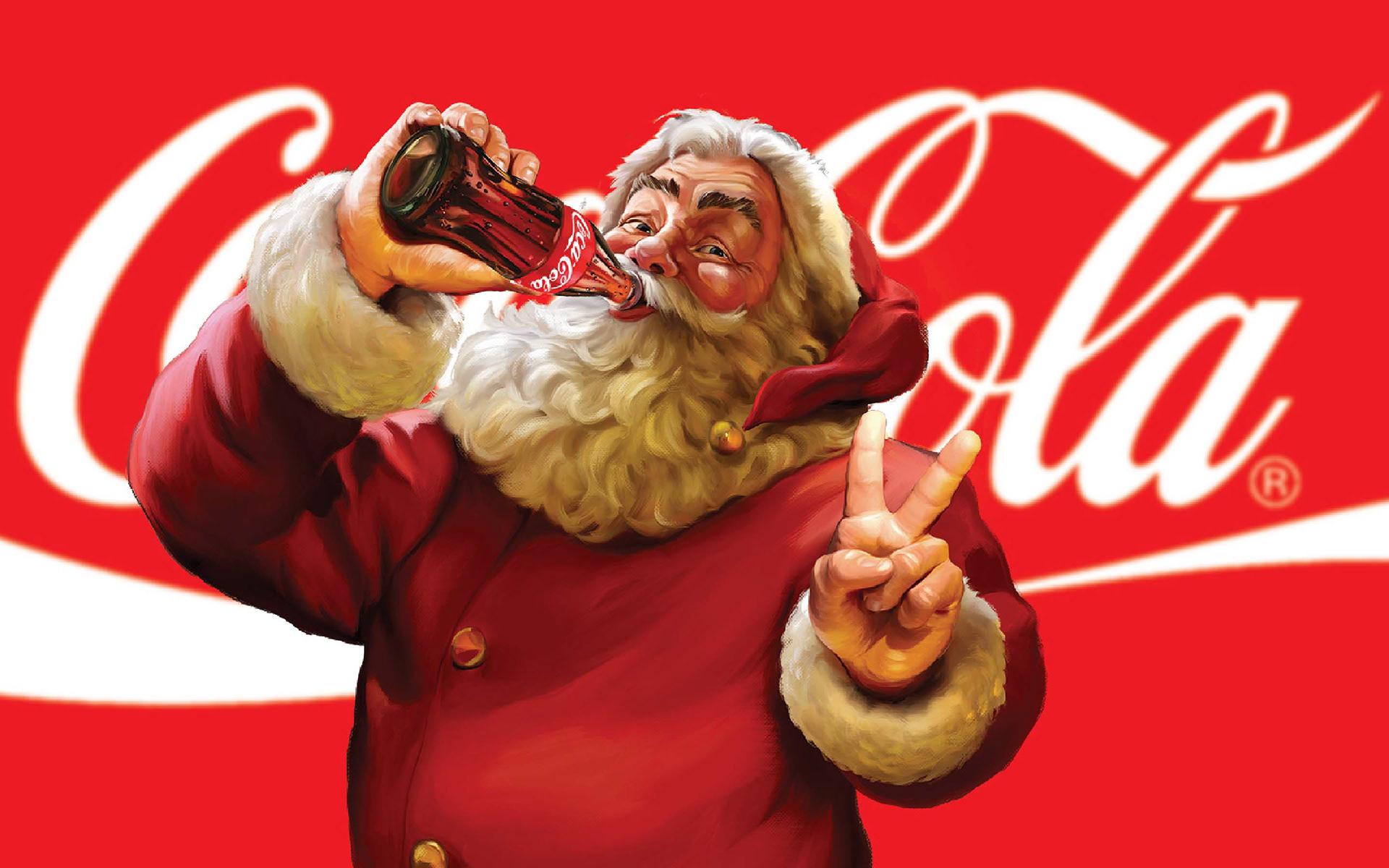 Открытки от кока-колы, марта картинках