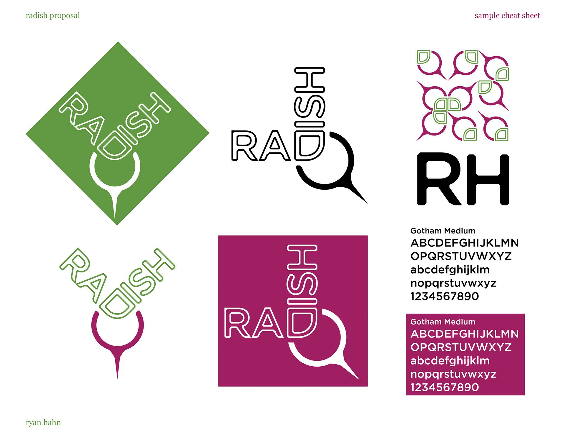 Ryan Hahn - Radish