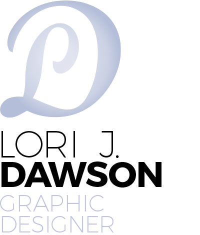 Lori J  Dawson, Atlanta Graphic Designer - Novel Series book