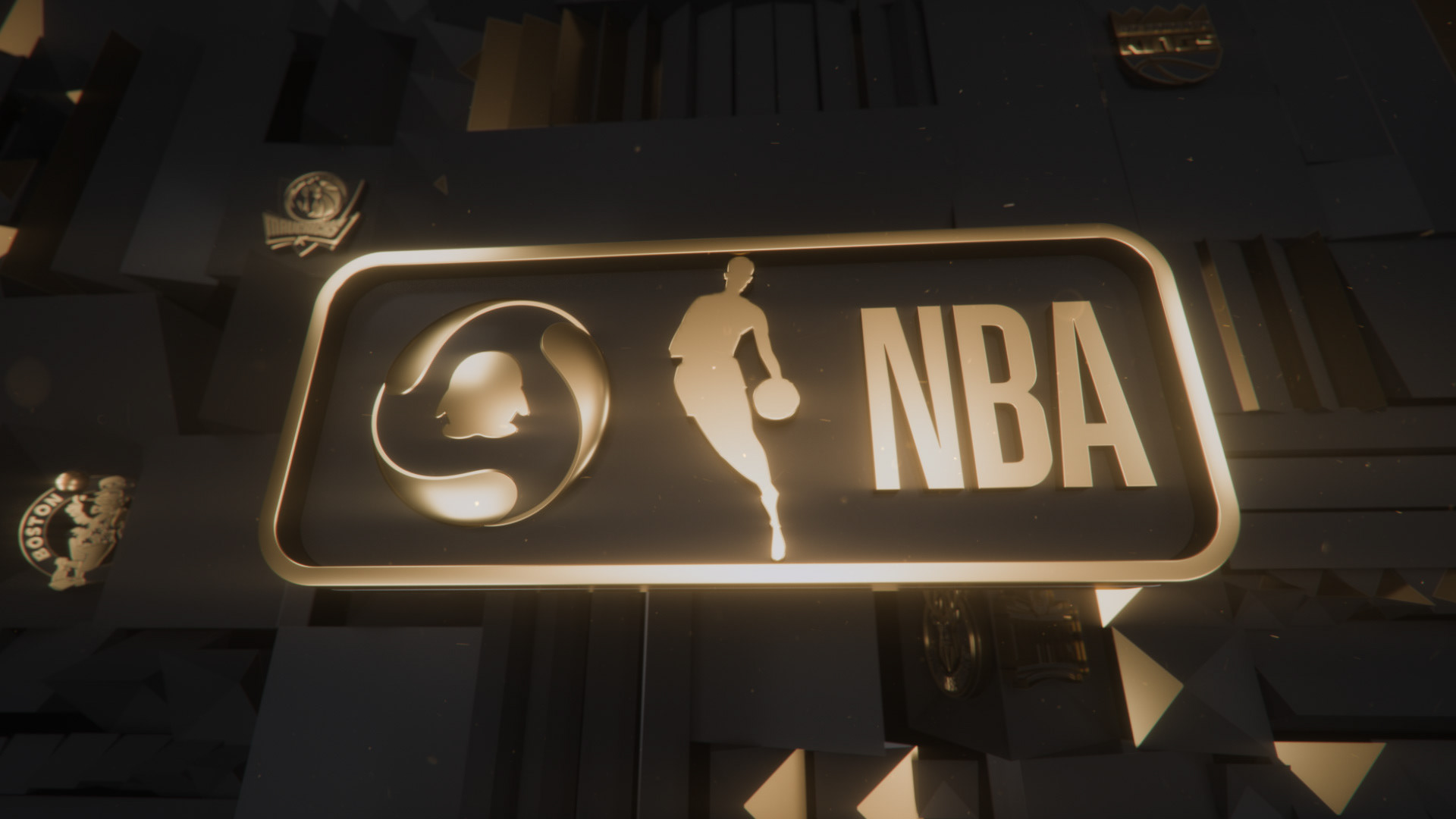 Chris Angelius - Motion Designer & Art Director - 2018 NBA on