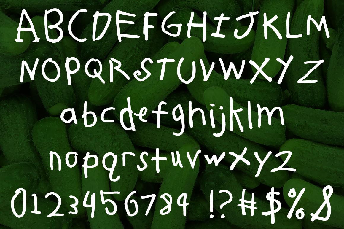 Missy Meyer Font Maker Romance Novelist Illustrator Cat Lady Pickle Biscuit A Font By Kids For Kids