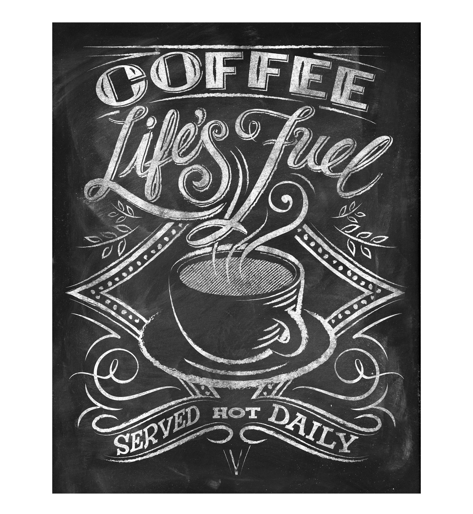 t p design inc chalkboard quotes for coffee lovers