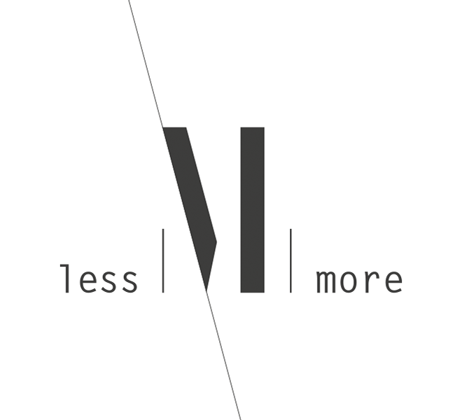 less more studio projektu matylda ludka