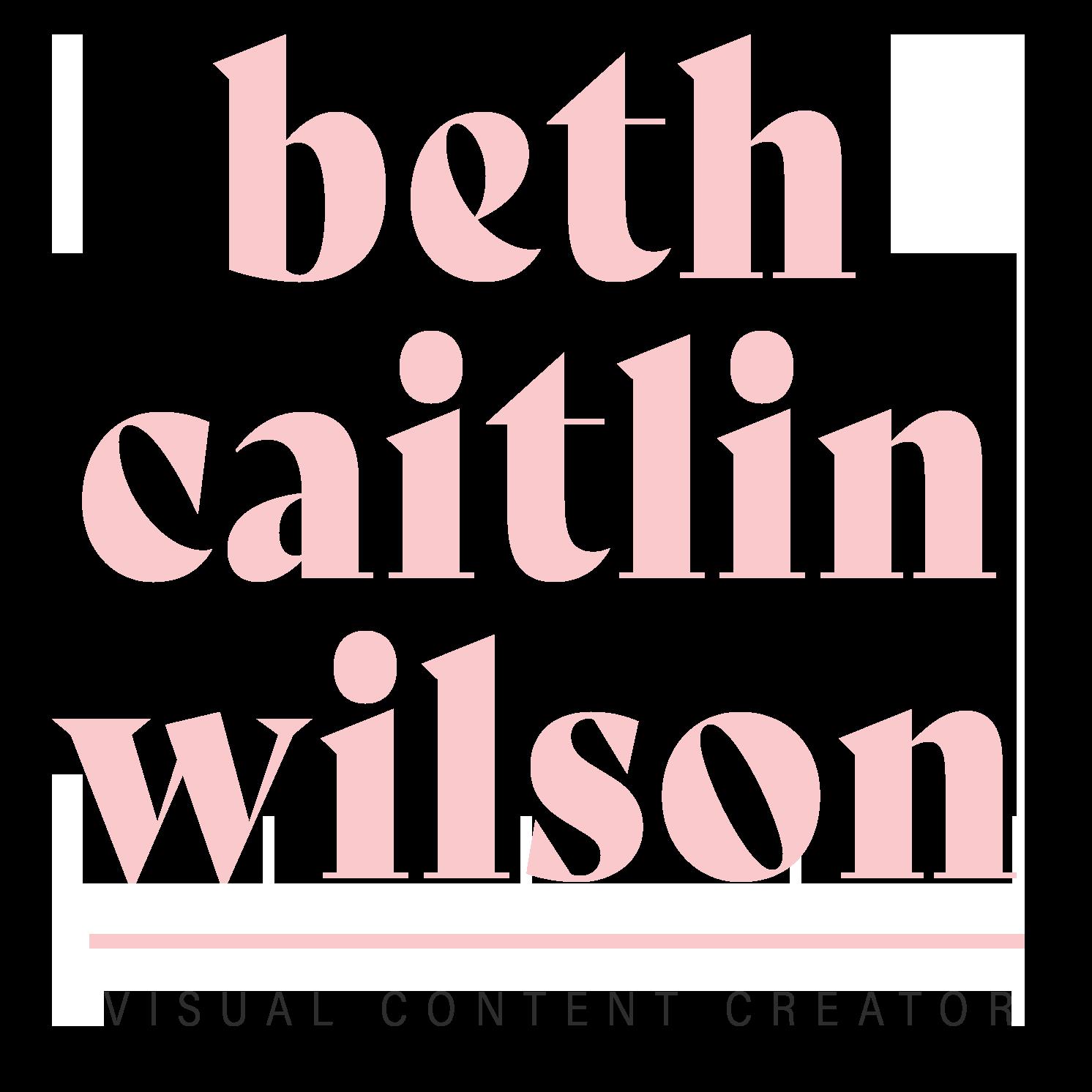 Beth Caitlin Wilson