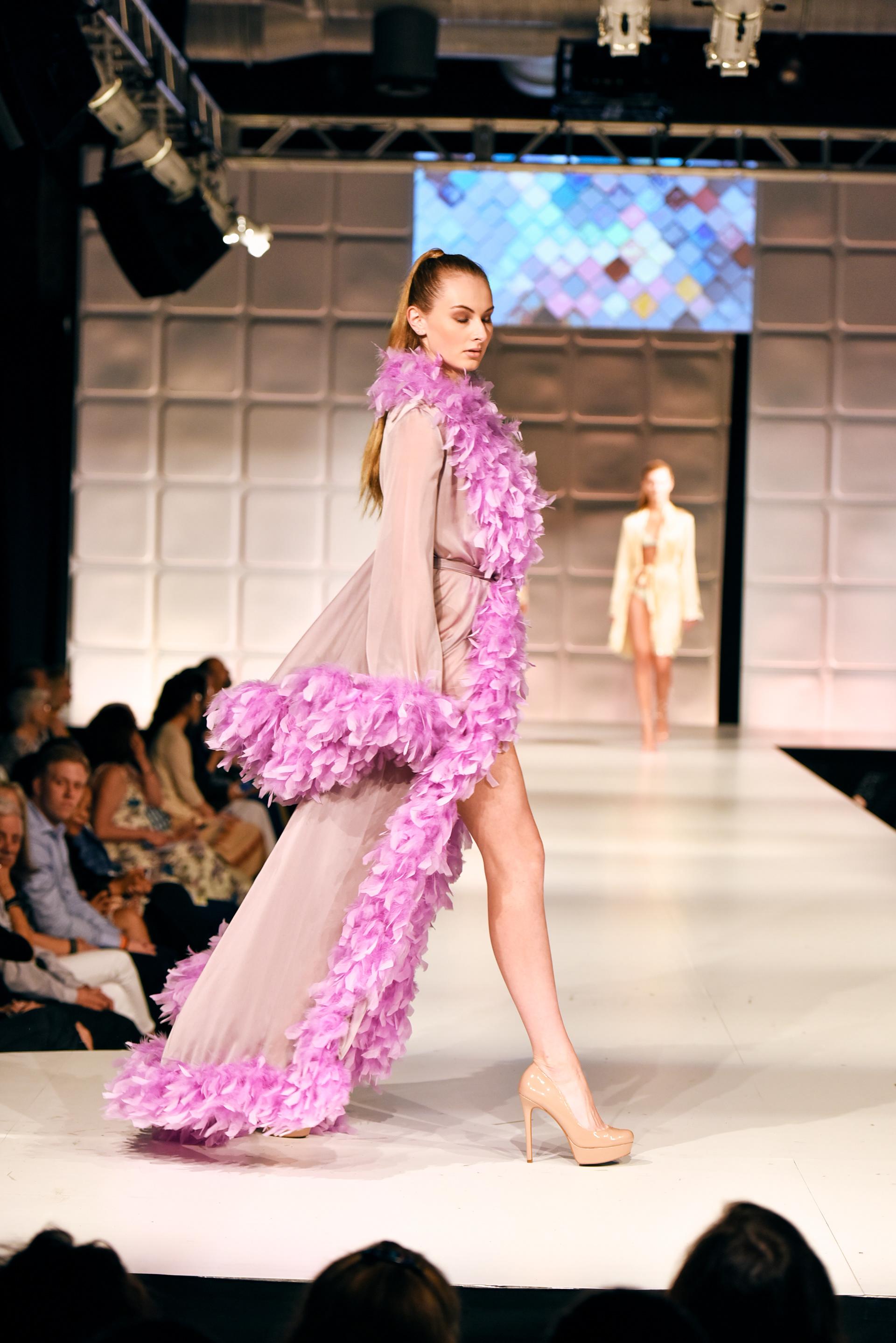 Cory Schneiders Drexel University Fashion Show 2018