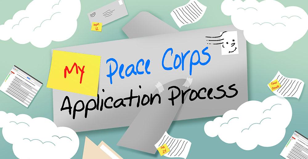 Cj Reilly Iii My Peace Corps Application Process