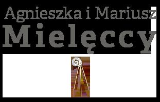 Agnieszka i Mariusz Mielęccy