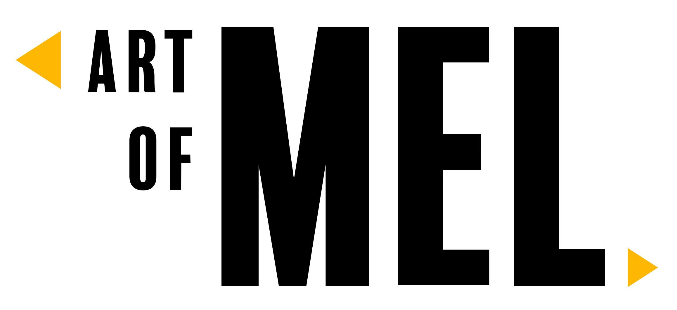 Art of Mel Logo