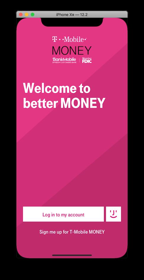 David Silverlight's Online Portfolio - T-Mobile Money