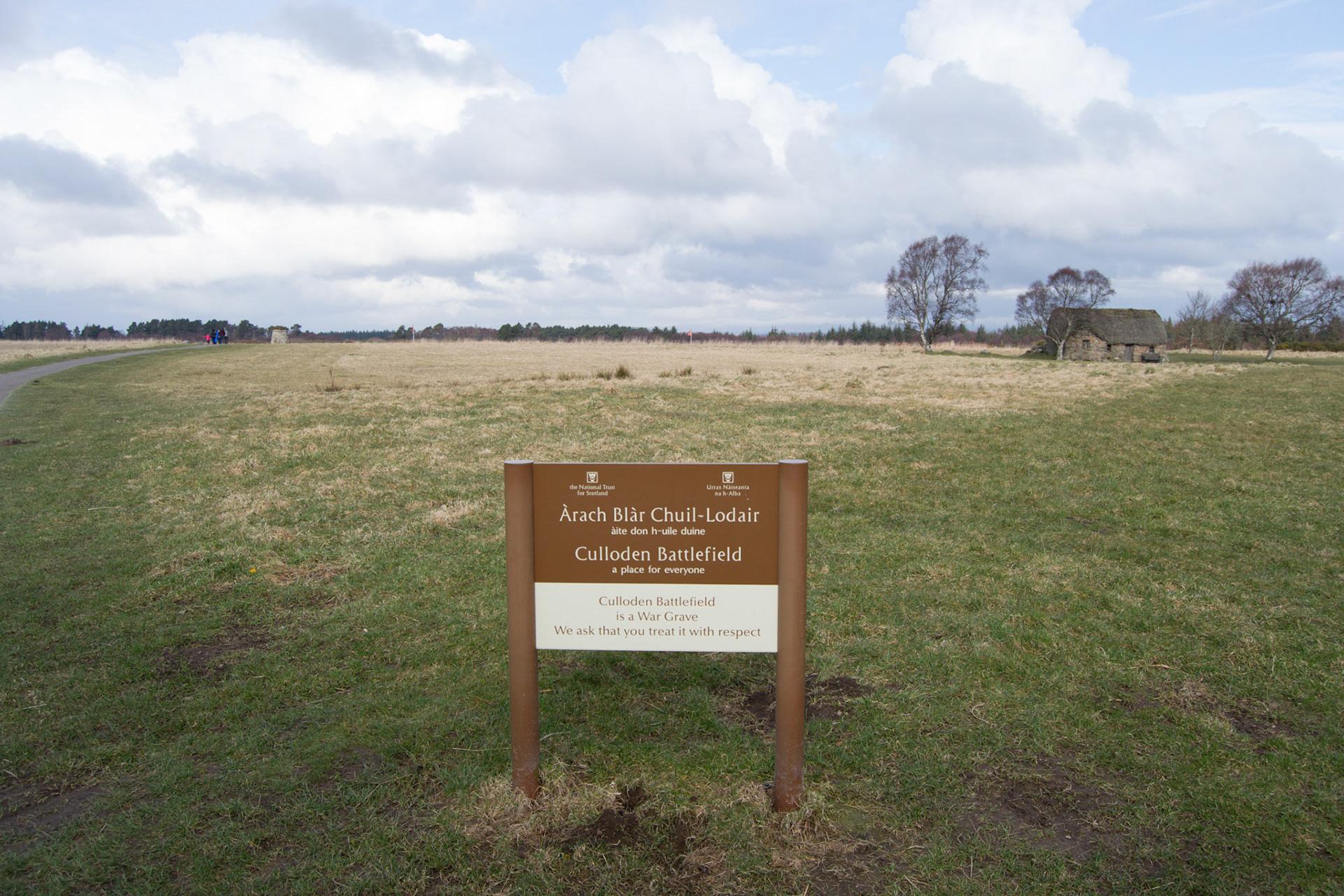 Mathew Rooney - Culloden Battlefield