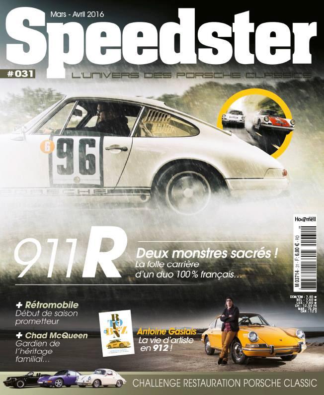 Tom Wheatley - Porsche 911R on