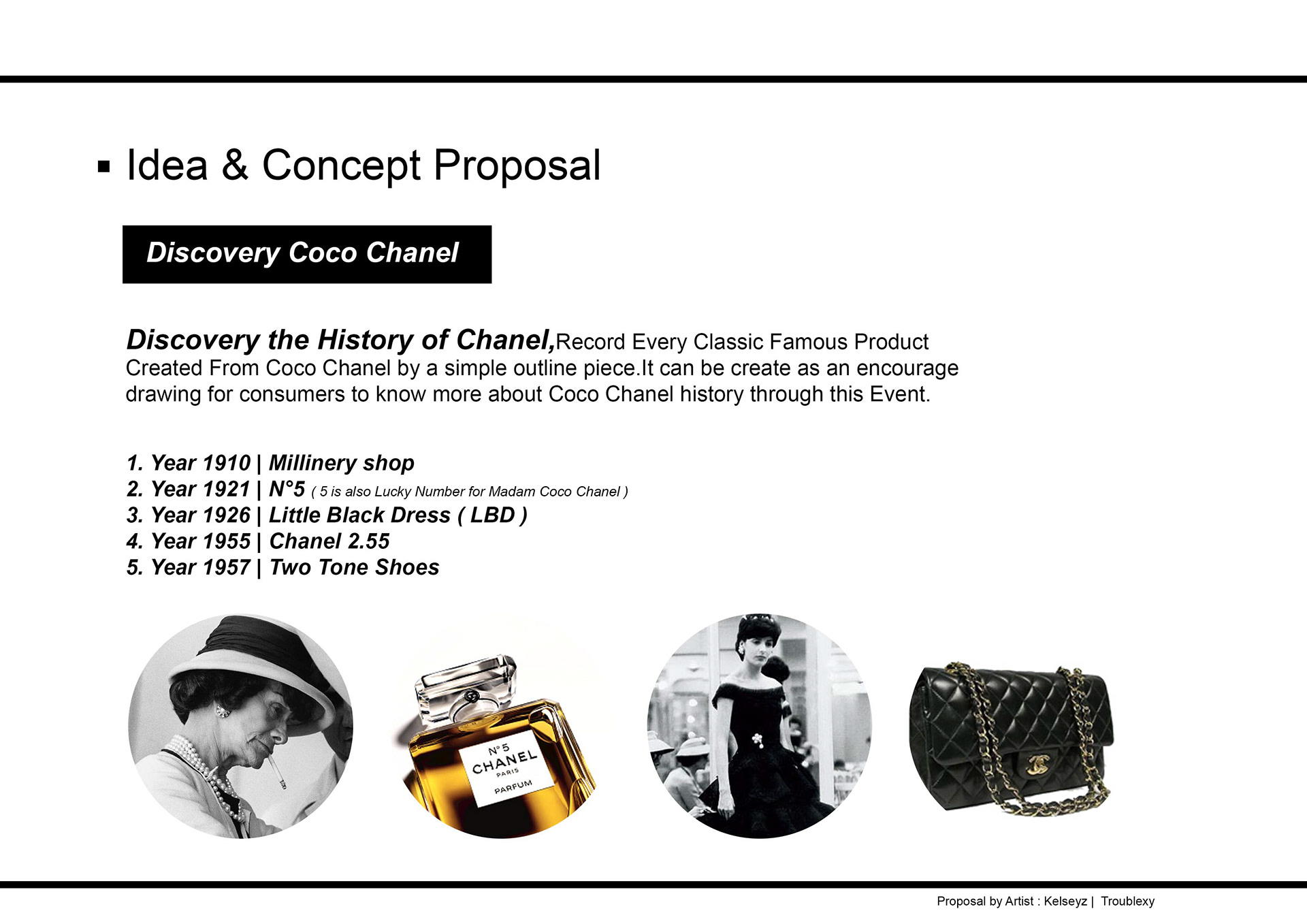 informative outline about coco chanel Breward (cultural history, univ of ­edinburgh the hidden consumer) ­offers a brief but comprehensive outline of the suit's evolution from its aesthetic conception to becoming a powerful icon of modern refinement donning the social, economic, and political symbols associated with the sourcing.