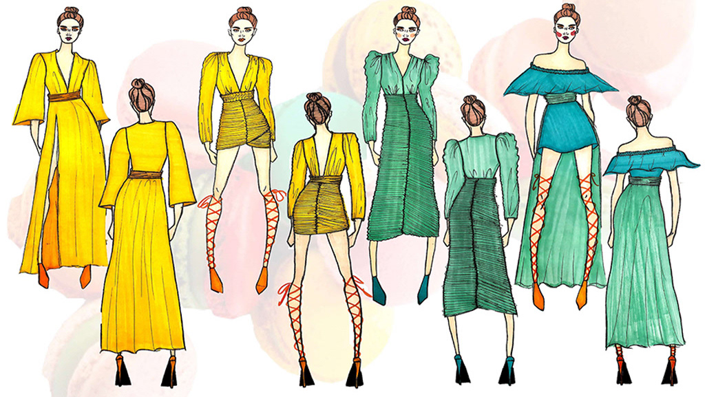 Izmir University Of Economics Faculty Of Fine Arts Design Textile Fashion Design