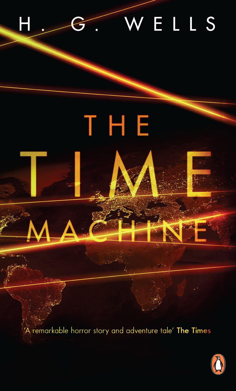analysis of the time machine h g H g wells: the time machine a basis for future studies by barbara s camp lesson focus: write a comparative analysis of the film, the time machine.