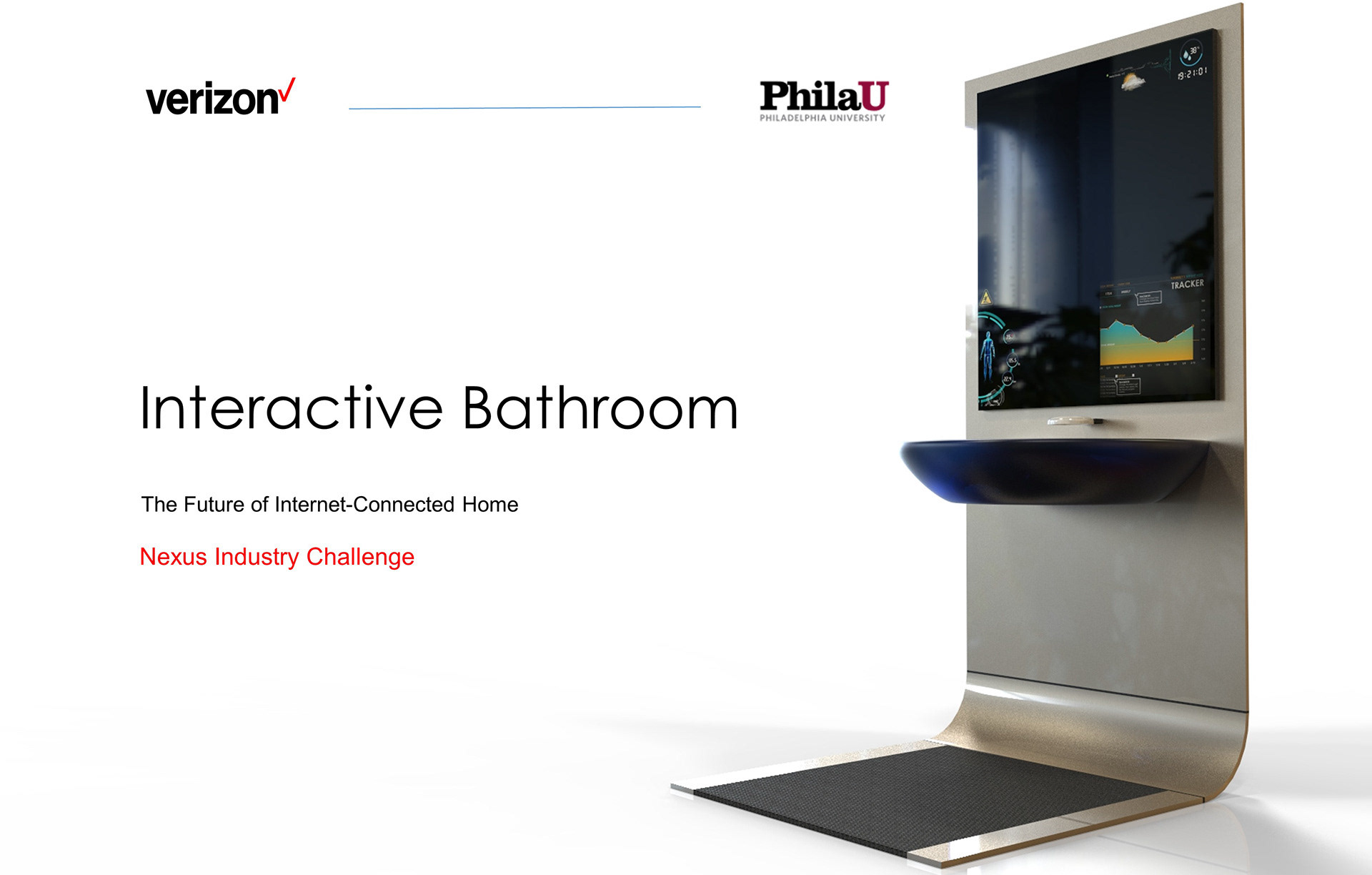 satej koli - Interactive Bathroom