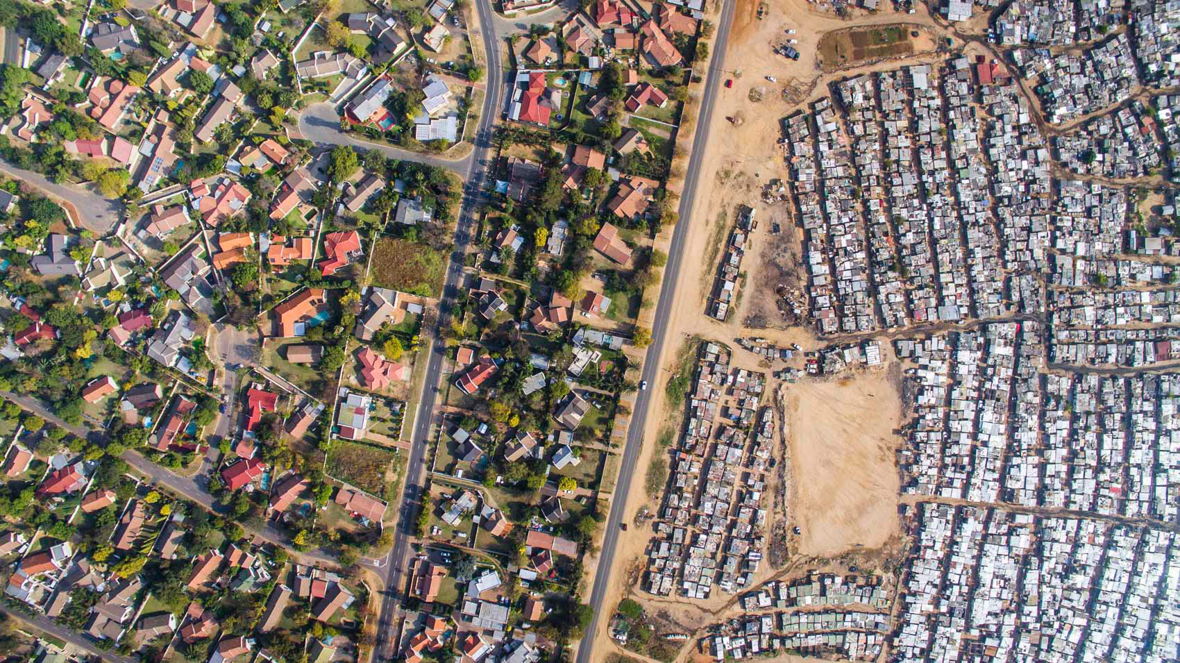 Unequal Scenes - Kya Sands / Bloubosrand