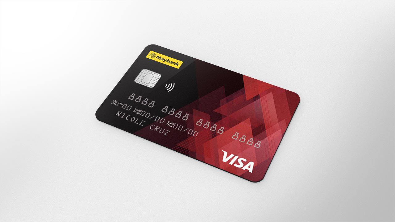 Flux Design Labs Maybank Credit Cards